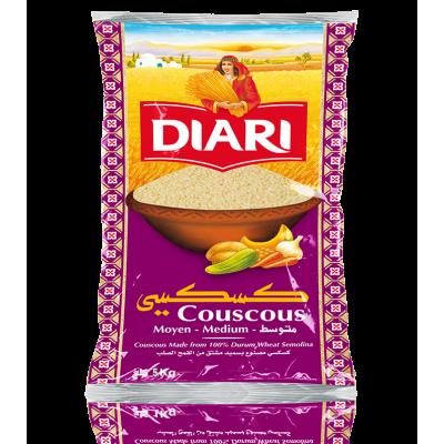 """Couscous """"DIARI"""" 5kg"""