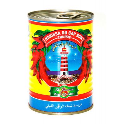 """Harissa (Tunisian hot Sauce) """"La flamme"""" 135g"""