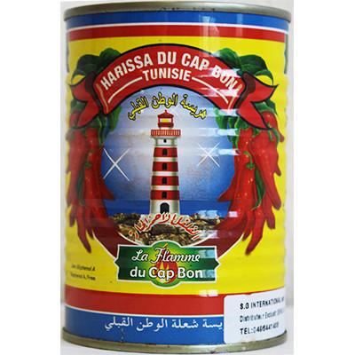 """Harissa (Tunisian hot Sauce) """"La flamme"""" 380g"""