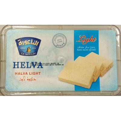 Halva without sugar 550gr
