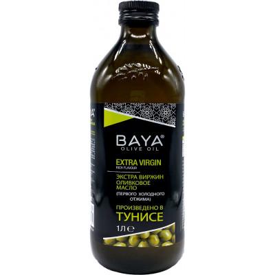 """Оливковое масло """"BAYA"""" Экстра Виржин 1,0л"""