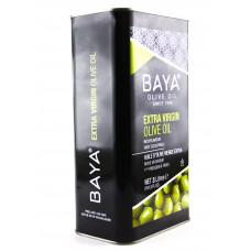 Baya olive oil extra virgin metal can 3l
