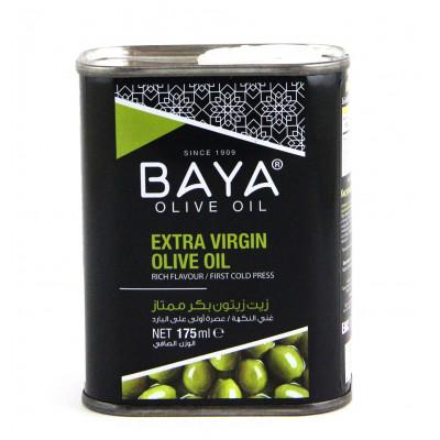 Baya olive oil extra virgin tin 0,175l