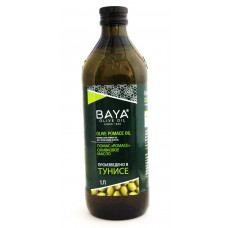 """Olive pomace oil """"BAYA"""" 1 l"""