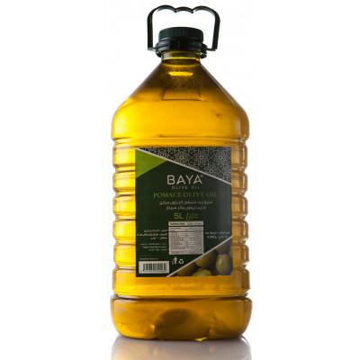 Olive pomace oil pet bottle 5l