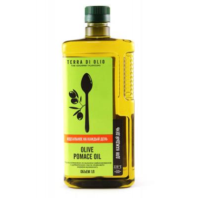 """Olive pomace oil """"TERRA DE OLIO"""" 1 l"""