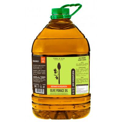 """Olive pomace oil """"TERRA DE OLIO"""" 5 l"""