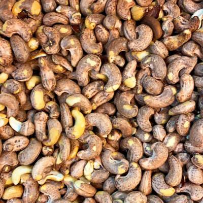 Vietnam cashew nuts roasted unpeeled