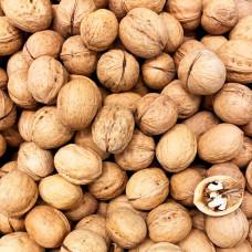 Грецкие орехи неочищенные