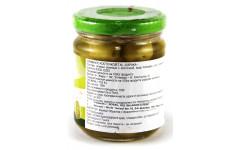 Оливки зеленые, банка, стекло 100 гр