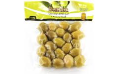 Оливки зеленые, вакуумный пакет 100 гр