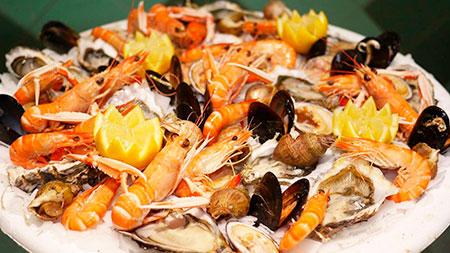 Тунисская кухня - морепродукты