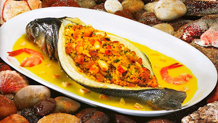 Тунисская кухня - рыба