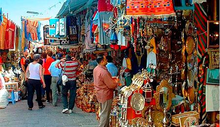 Народные промыслы - Тунис, старая часть города