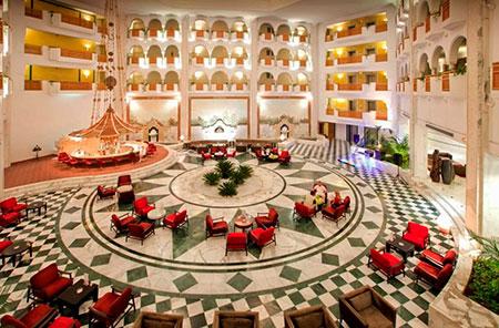 Палас-отели и бизнес-отели