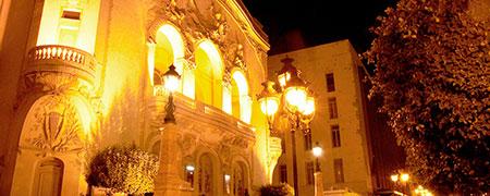Культура сегодня - театр города Тунис