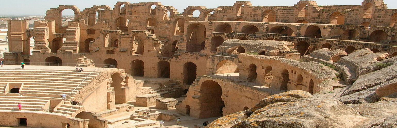 Колизей Эль-Джем